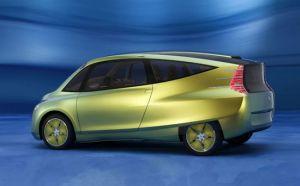 Тропическая рыбка стала автором идеи для Bionic Car от Mercedes
