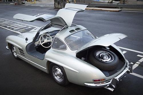 Mercedes-Benz 300 SL Alloy Gullwing был оценен в 5 миллионов долларов