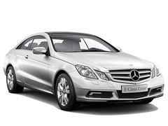 Mercedes-Benz E Купе