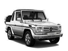 Mercedes-Benz G Кабриолет
