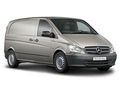 Mercedes-Benz Vito фургон Компактный