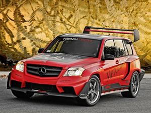Тюнинг Mercedes-Benz