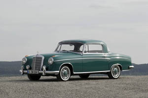 Mercedes-Benz 220 S (1956)