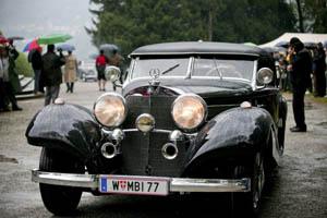 Mercedes-Benz 500K Cabriolet A (1936)