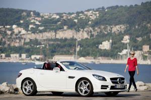 Родстер Mercedes-Benz SLK (2011)