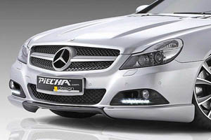 Mercedes-Benz SL R230 от Piecha Design