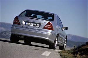 Mercedes-Benz C-Class (2004)