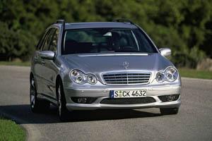 Mercedes-Benz C-Class Estate (2004)