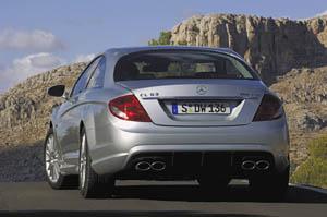 Mercedes-Benz CL 63 AMG (2007)
