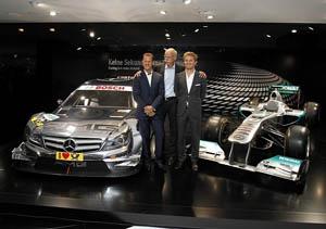 DTM AMG Mercedes C-Coupe (2011)