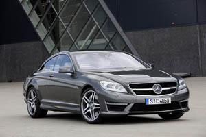 Mercedes-Benz CL 63 AMG (2011)