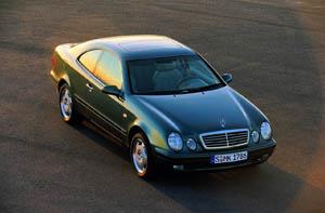 Mercedes-Benz CLK (1996)