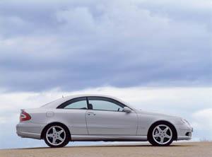Mercedes-Benz CLK (2003)