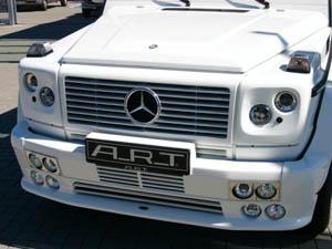 Mercedes G55K от A.R.T.