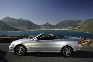 Mercedes-Benz CLK 63 AMG Cabriolet (2007)