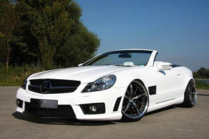Mercedes-Benz SL R230 от PP Exclusive (2011)