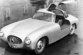 Mercedes-Benz 300 SL Prototype (1952)