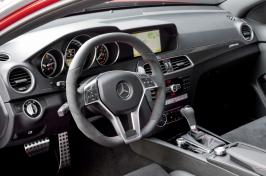 Mercedes Benz C 63 AMG Coupe Black Series (2011)