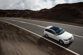 Mercedes-Benz C-Class Estate (2011)