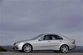Mercedes-Benz C55 AMG (2005)