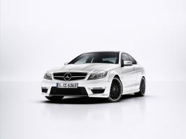 Mercedes-Benz C63 AMG Coupe (2012)