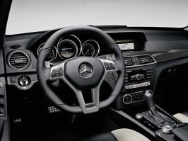 Mercedes-Benz C63 AMG Estate (2012)