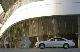 Mercedes-Benz CL-Class (2007)