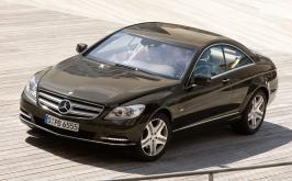 Mercedes-Benz CL-Class (2011)
