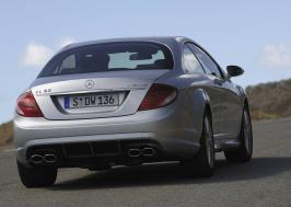 Mercedes-Benz CL 63 AMG (2007)