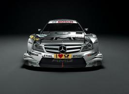 DTM AMG Mercedes C-Coupe (2011)