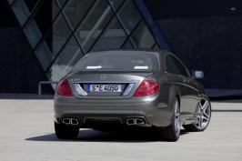 Mercedes-Benz CL 63 AMG (2011)