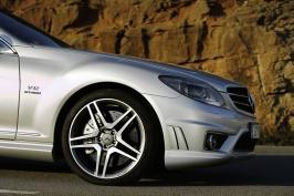 Mercedes-Benz CL 65 AMG (2008)