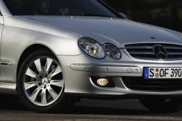 Mercedes-Benz CLK (2006)