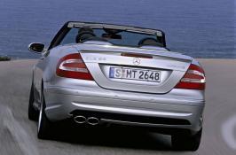 Mercedes-Benz CLK 55 AMG Cabriolet (2004)