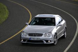 Mercedes-Benz CLK 63 AMG (2007)