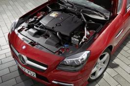 Mercedes Benz SLK 250 CDI (2011)