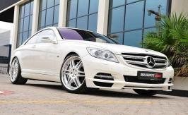 Mercedes Brabus CL 800 Coupe