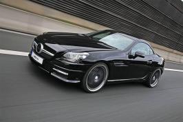 Mercedes SLK 2012 от Vath