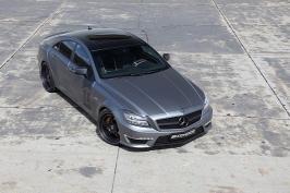 Mercedes-Benz CLS 63 AMG от Kicherer