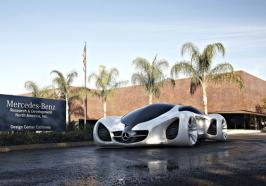 Mercedes-Benz Biome был удостоен премии Green GOOD DESIGN 2012